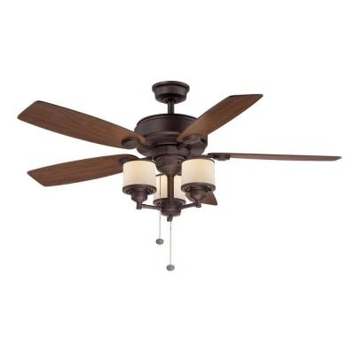 Widely Used Outdoor Ceiling Fans With Light Globes Throughout Hampton Bay Ceiling Fans – Lighting – Glass Globes – Hampton Bay Fans (View 15 of 15)