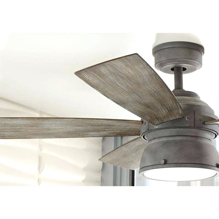 Widely Used Outdoor Ceiling Fans Without Lights Rustic Ceiling Fans Without Regarding Outdoor Ceiling Fans Flush Mount With Light (View 11 of 15)