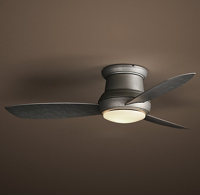Zzgghdf Regarding Most Popular Flush Mount Outdoor Ceiling Fans (View 7 of 15)