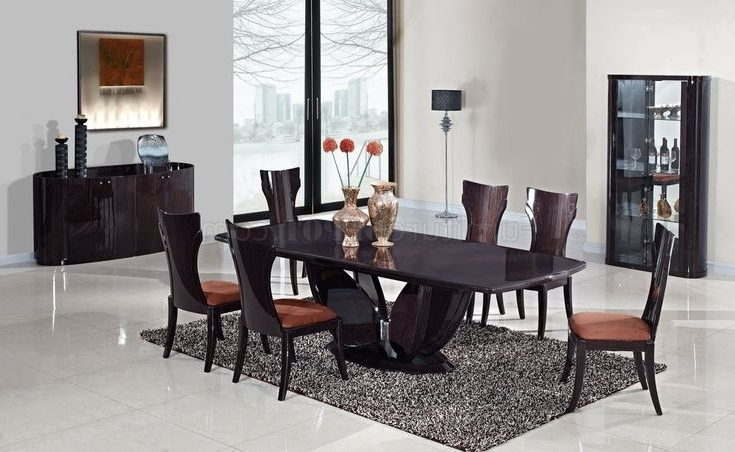 10 Best Chair Images On Pinterest Intended For Newest Bale 7 Piece Dining Sets With Dom Side Chairs (View 2 of 20)