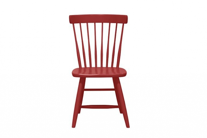 10 Easy Pieces: Red Dining Chairs – Remodelista With Recent Red Dining Chairs (View 1 of 20)