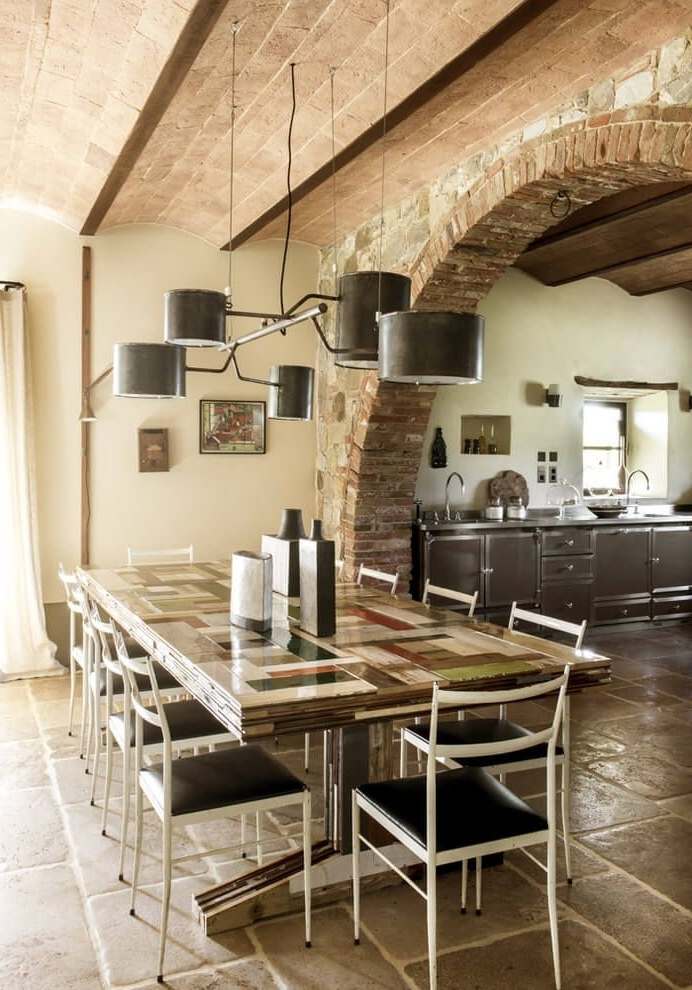 18 Best Salle À Manger – Dining Rooms Images On Pinterest (View 1 of 20)