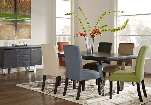 2. Cindy Crawford Dining Room Furniture In Most Recently Released Crawford 6 Piece Rectangle Dining Sets (Gallery 16 of 20)