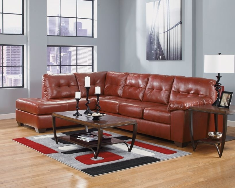 2 Piece Sectional At Kimbrell's Furniture (View 15 of 15)