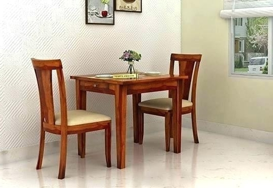 2 Seat Kitchen Table Set Dining Tables 2 Seat Dining Table And In Recent Dining Tables With 2 Seater (View 1 of 20)