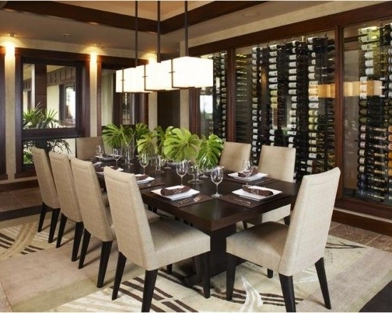 2017 Asian Dining Tables Throughout Asian Dining Room Modern Interior Door Design, Pictures, Remodel (View 1 of 20)