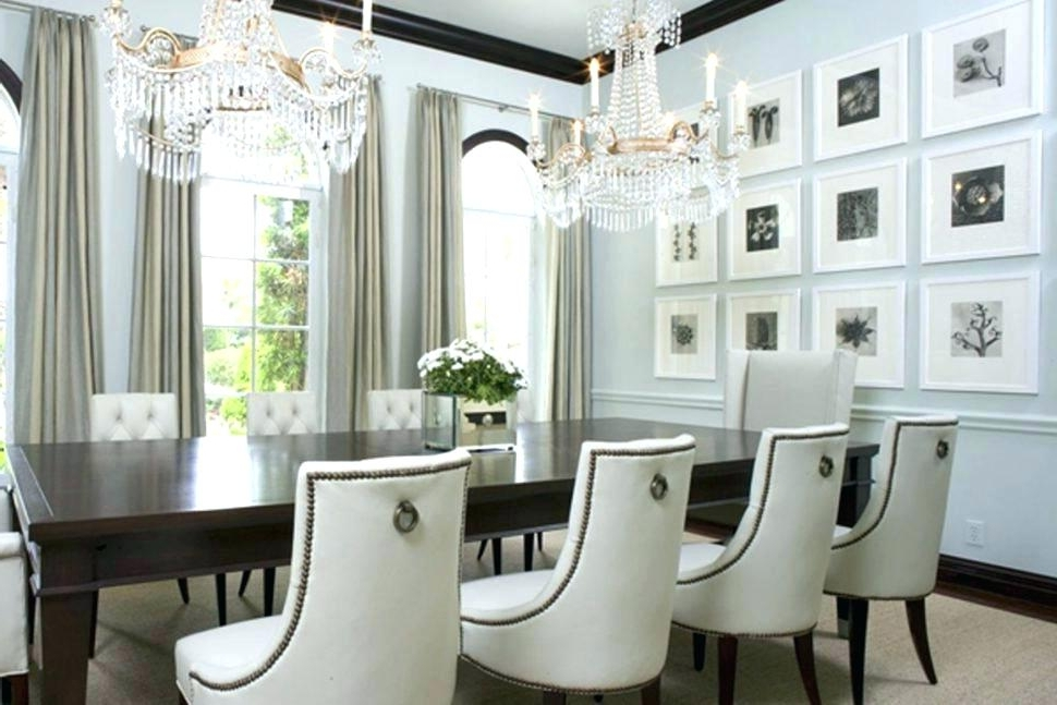 2017 Dining Table With Led Lights Tables Modern Room Chandelier Lighting With Dining Tables With Led Lights (Gallery 9 of 20)