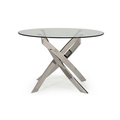 2017 Jefferson Extension Round Dining Tables In Dining Tables (View 1 of 20)