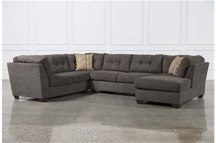 2017 Meyer 3 Piece Sectionals With Laf Chaise Inside Display Product Reviews For Kit Delta City Steel 3 Piece Sectional W (View 6 of 15)