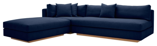2017 Modern Pch Comfortable Reversible Sectional Sofa, Usa Made With Regard To Josephine 2 Piece Sectionals With Raf Sofa (View 14 of 15)