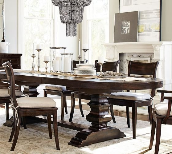 [%2017 Pottery Barn Dining Room Sale: Save 30% Dining Tables, Chairs For Most Recent Oval Dining Tables For Sale|Oval Dining Tables For Sale Within Most Popular 2017 Pottery Barn Dining Room Sale: Save 30% Dining Tables, Chairs|Preferred Oval Dining Tables For Sale Inside 2017 Pottery Barn Dining Room Sale: Save 30% Dining Tables, Chairs|Well Known 2017 Pottery Barn Dining Room Sale: Save 30% Dining Tables, Chairs Regarding Oval Dining Tables For Sale%] (View 1 of 20)