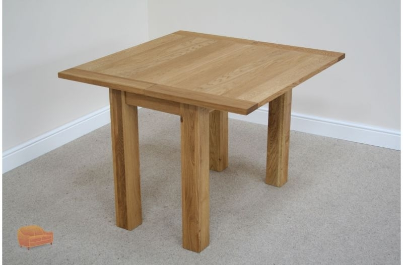 2017 Tables Regarding Small Square Extending Dining Tables (Gallery 7 of 20)