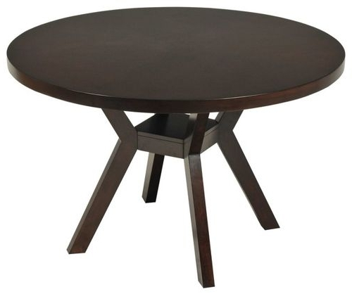 2017 What Is The Correct Price Fpr The Macie Round Dining Table (View 3 of 20)