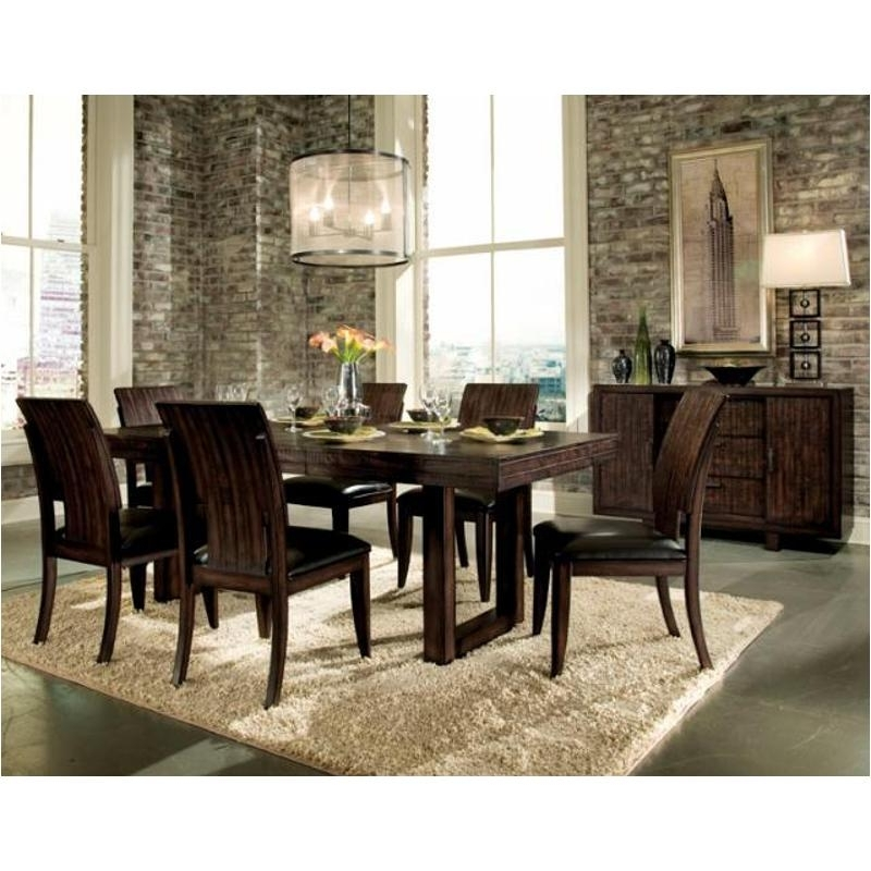 2018 1665 420 Legacy Classic Furniture Portland Dining Table Within Portland Dining Tables (View 2 of 20)