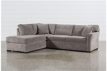 2018 Aspen 2 Piece Sleeper Sectional W/laf Chaise (View 6 of 15)