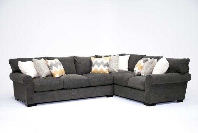 2018 Aurora 2 Piece Sectional (View 2 of 15)
