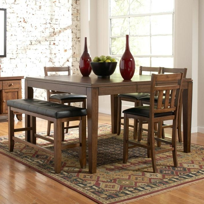 2018 Bradford 7 Piece Dining Sets With Bardstown Side Chairs Within Bardstown Dining Set Home Creek 6 Piece Counter Height Dining Table (View 1 of 20)