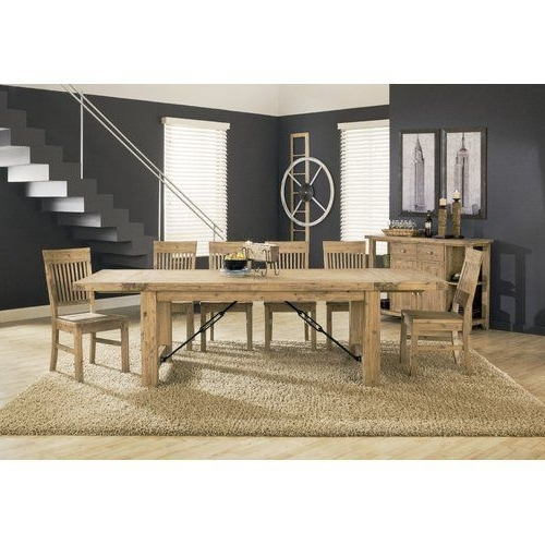 2018 Combs 5 Piece 48 Inch Extension Dining Sets With Pearson White Chairs Intended For 16 Best Dining Room Images On Pinterest (View 2 of 20)