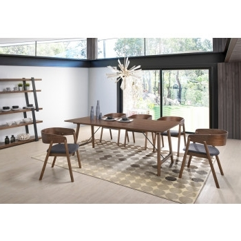 2018 Contemporary Dining Furniture Pertaining To Dining Tables And Chairs – Buy Any Modern & Contemporary Dining (View 2 of 20)