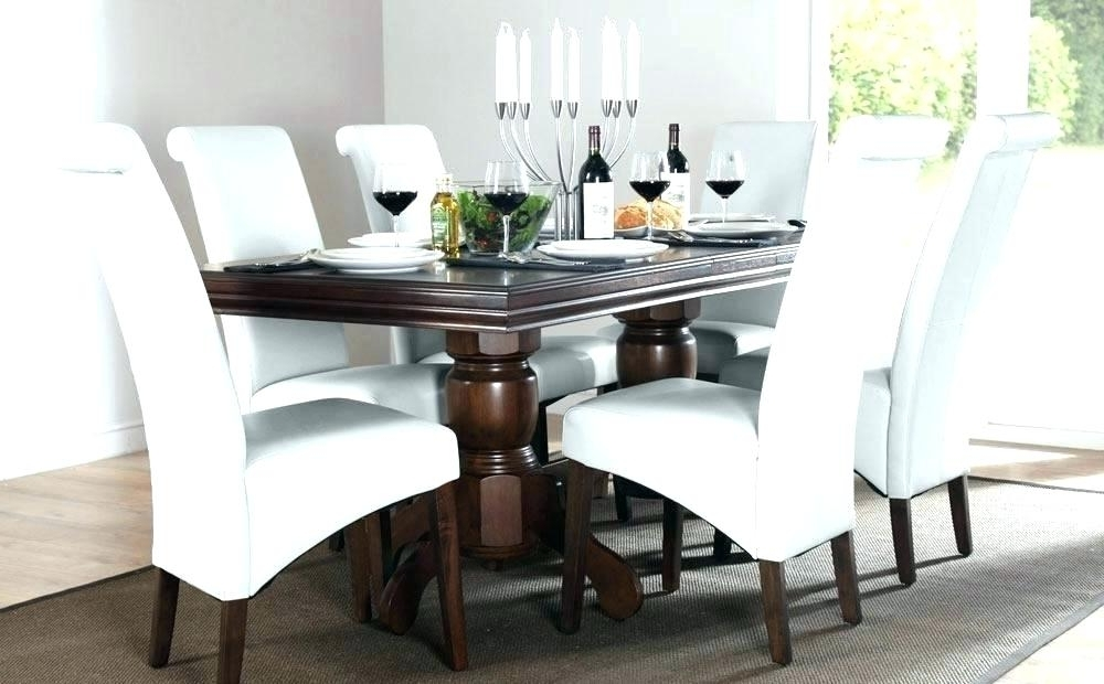 2018 Dark Wood Dining Table – Crit With Regard To Dark Wood Dining Tables And Chairs (View 2 of 20)