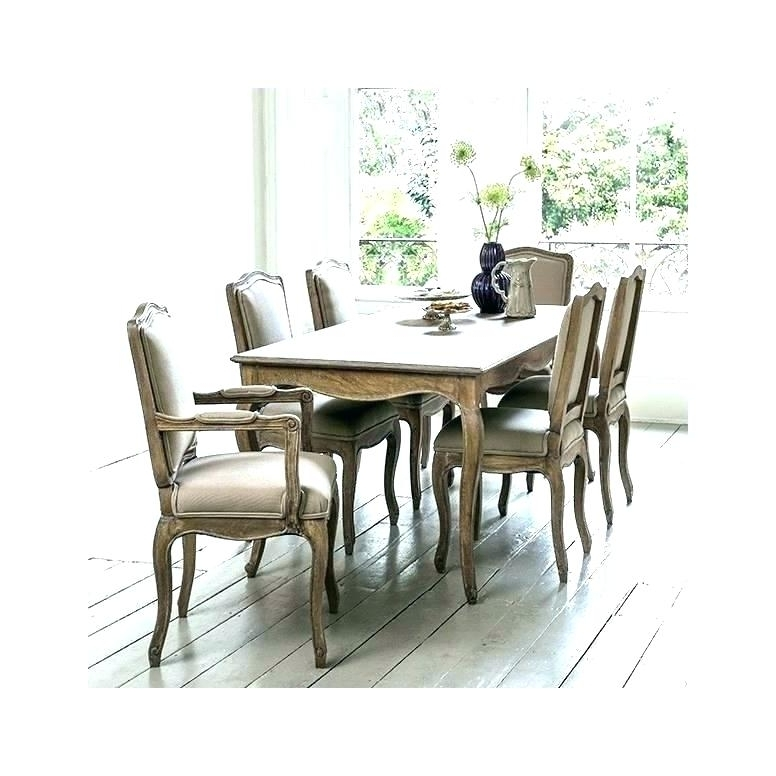 2018 Dining Sets For 6 Large Picture Of Furniture Of Cm Set 6 Patio In 6 Seat Dining Tables (View 14 of 20)