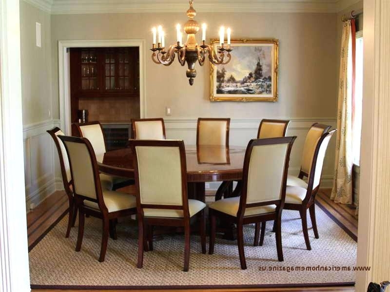 2018 Dining Tables Set For 8 With Square Kitchen Table With 8 Chairs Dining Table Set 8 Chairs Square (View 2 of 20)