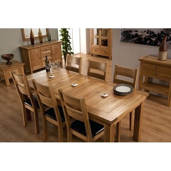 2018 Extendable Dining Tables And 6 Chairs In Extendable Dining Table Set Extraordinary Round Extending Dining (View 1 of 20)