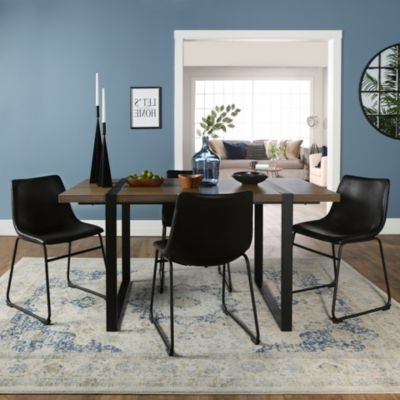 2018 Have To Have It. Harmonia Living Urbana Patio Dining Set – Regarding Chapleau Ii 7 Piece Extension Dining Table Sets (Gallery 9 of 20)