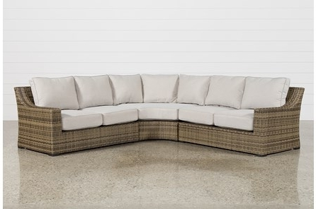 2018 Living Spaces Chaise Lounge Startling Egan Ii Cement Sofa W With Regard To Egan Ii Cement Sofa Sectionals With Reversible Chaise (View 12 of 15)