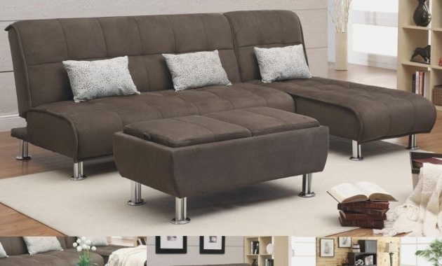 2018 Taren Reversible Sofa/chaise Sleeper Sectionals With Storage Ottoman For Taren Reversible Sofa/chaise Sleeper W/storage Ottoman (View 6 of 15)