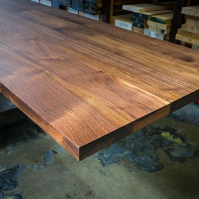 2018 Walnut Dining Tables (Gallery 11 of 20)