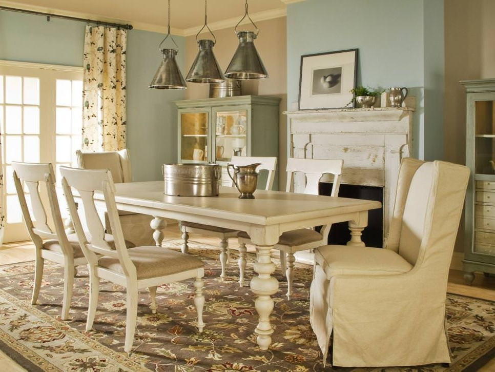 23+ French Country Dining Room Designs, Decorating Ideas (View 1 of 20)