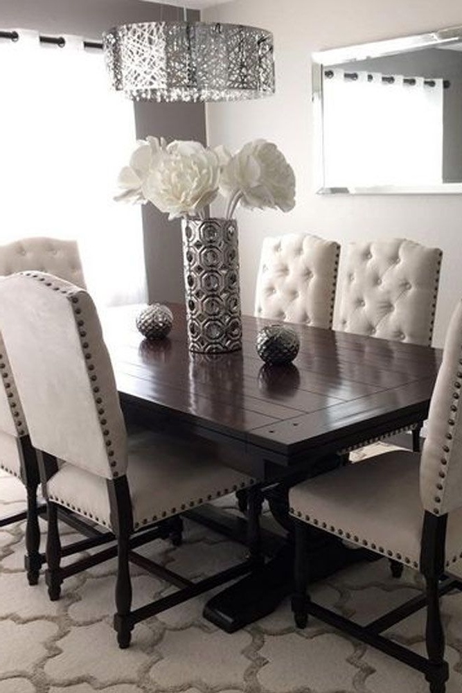 24 Elegant Dining Room Sets For Your Inspiration (Gallery 4 of 20)