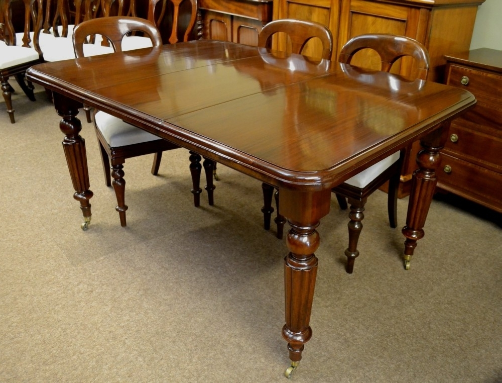314709 With Best And Newest Mahogany Extending Dining Tables (View 1 of 20)