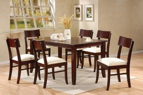 33 Best Home & Kitchen – Dining Room Furniture Images On Pinterest With 2018 Palazzo 7 Piece Rectangle Dining Sets With Joss Side Chairs (Gallery 6 of 20)