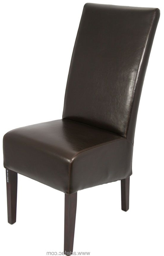 33 Best Leather Dining Chairs Images On Pinterest (Gallery 12 of 20)