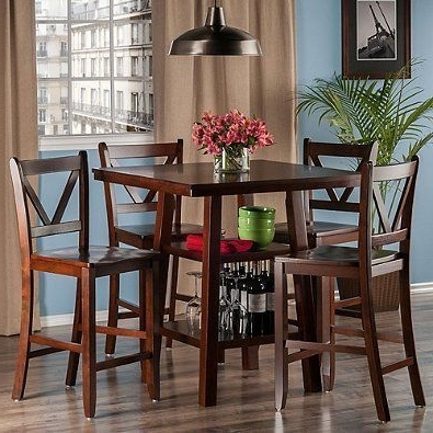 3576 Best Pub Set Ideas Images On Pinterest Inside Fashionable Jaxon 5 Piece Extension Counter Sets With Fabric Stools (Gallery 16 of 20)