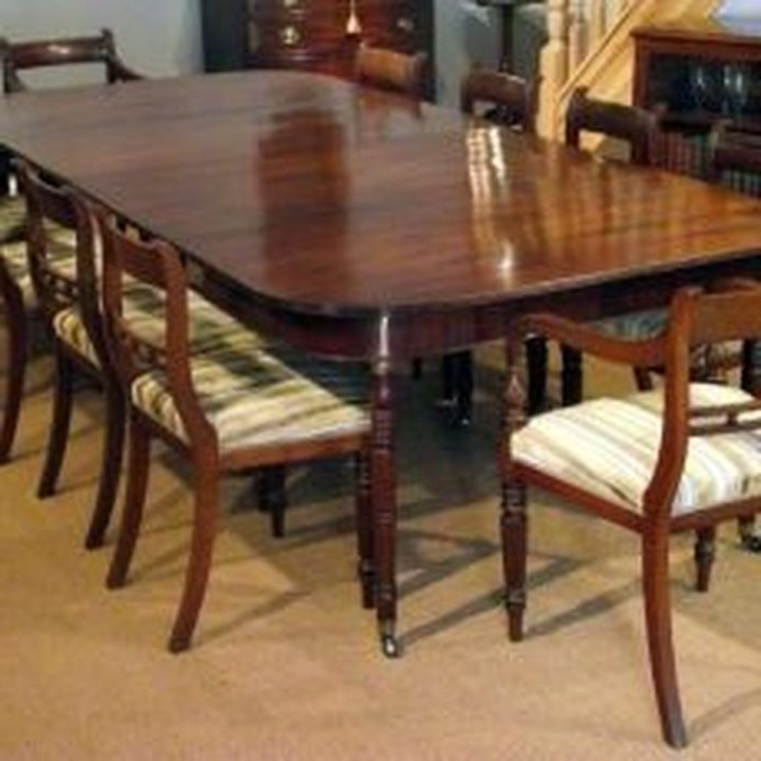 4. Luxurious And Splendid Mahogany Dining Room Furniture Sets Solid In Latest Mahogany Dining Table Sets (Gallery 17 of 20)