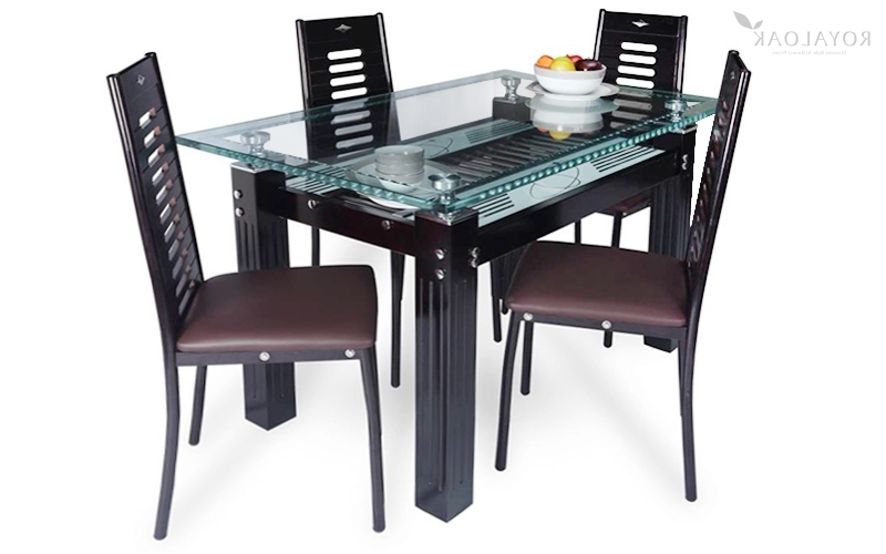 Featured Photo of 4 Seat Dining Tables