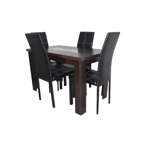 4 Seat Dining Tables Within Famous Buy Dining Table And Chairs – 4 Seater Dining Set (View 6 of 20)