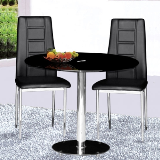4 Undeniable Benefits Of Contemporary Glass Dining Tables In Well Known Dining Tables And 2 Chairs (View 1 of 20)
