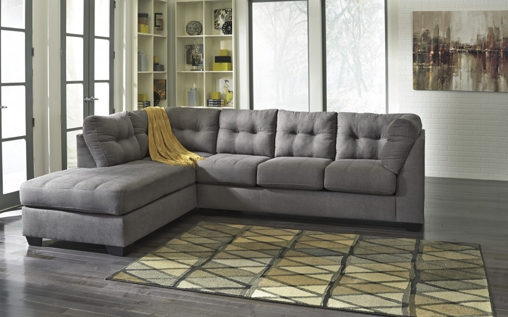 45200/66/17 With Most Recently Released Lucy Dark Grey 2 Piece Sleeper Sectionals With Laf Chaise (View 3 of 15)