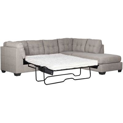 4520016/67 Intended For Most Popular Arrowmask 2 Piece Sectionals With Sleeper & Right Facing Chaise (View 1 of 15)