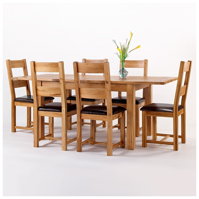 [%50% Off Rustic Oak Dining Table And 6 Chairs | Extending | Westbury Pertaining To Popular Extendable Dining Tables With 6 Chairs|Extendable Dining Tables With 6 Chairs Intended For Most Up To Date 50% Off Rustic Oak Dining Table And 6 Chairs | Extending | Westbury|2018 Extendable Dining Tables With 6 Chairs For 50% Off Rustic Oak Dining Table And 6 Chairs | Extending | Westbury|Newest 50% Off Rustic Oak Dining Table And 6 Chairs | Extending | Westbury Throughout Extendable Dining Tables With 6 Chairs%] (View 1 of 20)