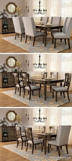 54 Best Dining Room Ideas Images On Pinterest In (View 18 of 20)