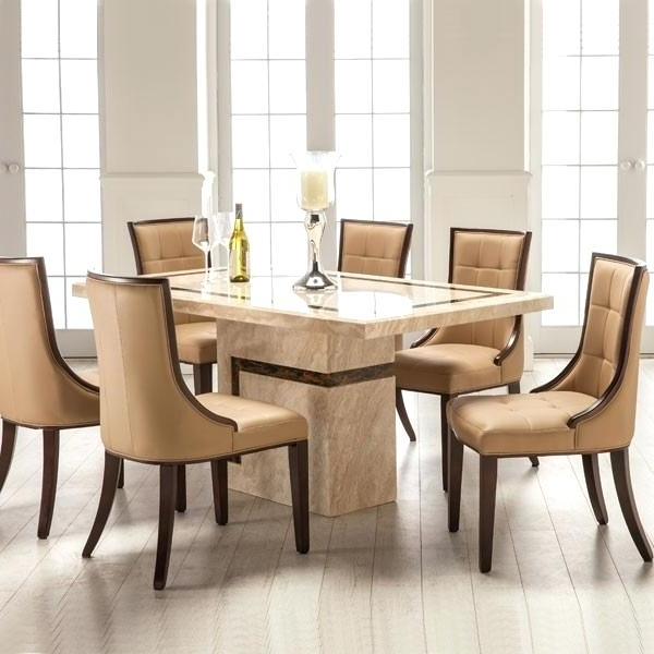 6 Chairs Dining Tables Pertaining To Well Known Cheap Dining Table With 6 Chairs Dining Room Miraculous 6 Dining (View 4 of 20)
