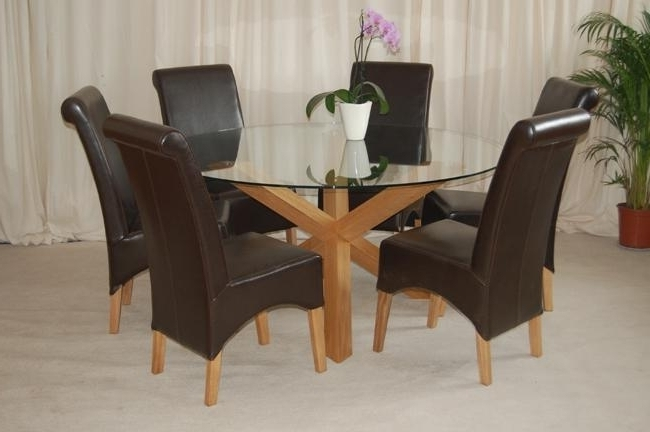 6 Seat Dining Room Table – Www.cheekybeaglestudios In Most Up To Date 6 Seat Round Dining Tables (Gallery 5 of 20)