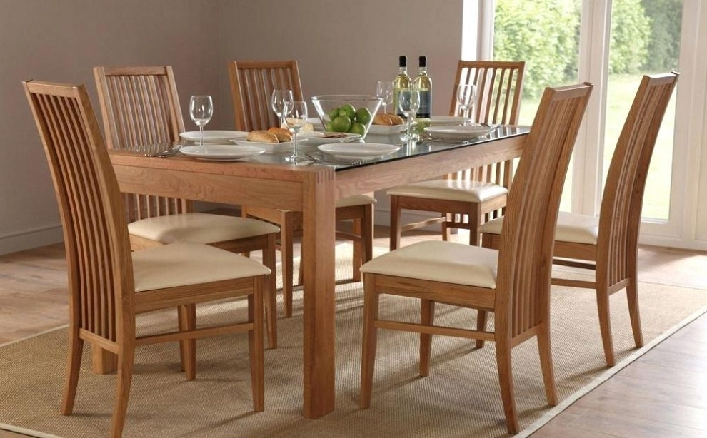 6 Seat Dining Tables And Chairs In Trendy Using Dining Table Set 6 Seater (View 14 of 20)