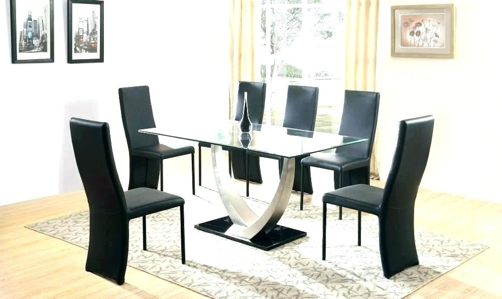6 Seat Dining Tables Pertaining To Newest Chairs For Dining Table Dining Furniture Sale Dining Room Furniture (View 12 of 20)