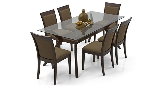 6 Seater Dining Table Sets – Castrophotos Regarding Favorite 6 Seat Dining Table Sets (Gallery 7 of 20)